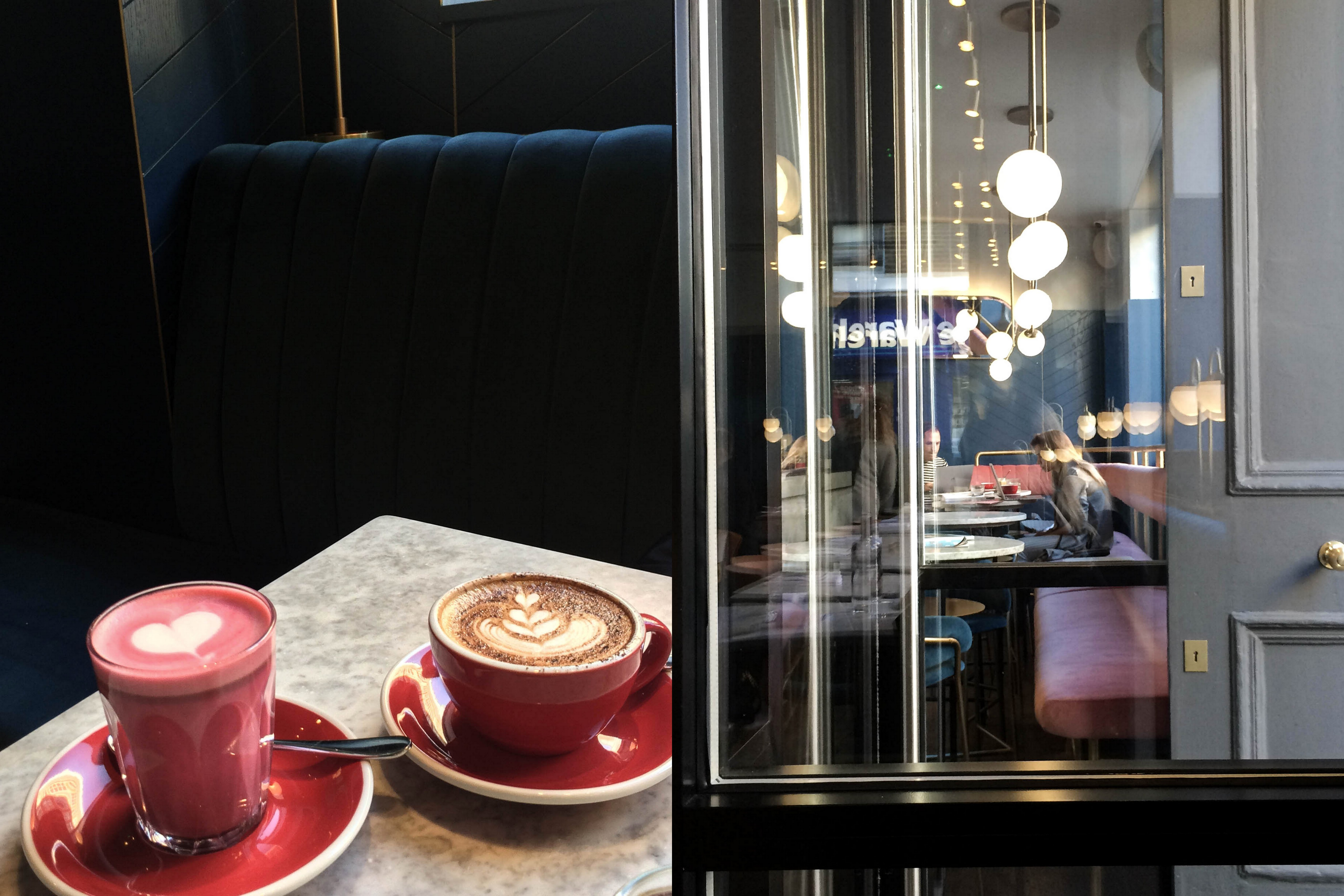 London Travel Diary Clerkenwell Grind Food Tips