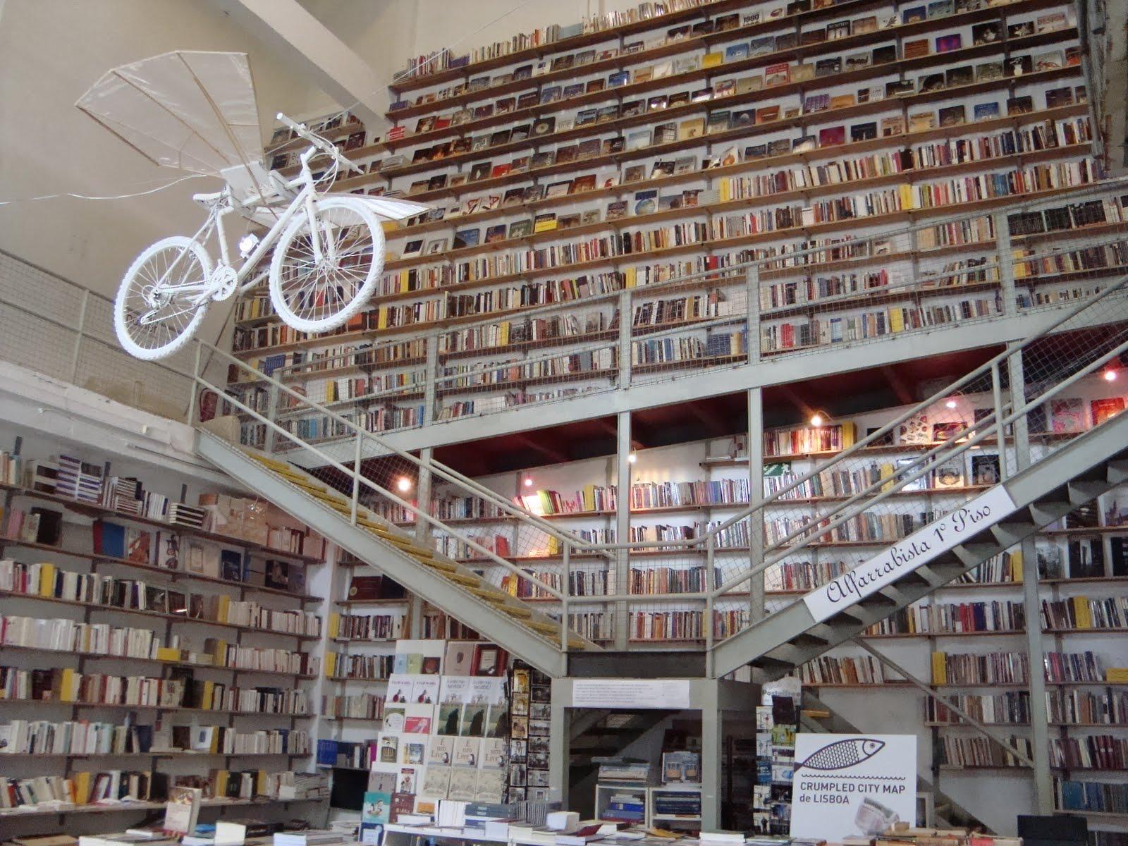 book store lisbon lx factory hot spots of lisbon