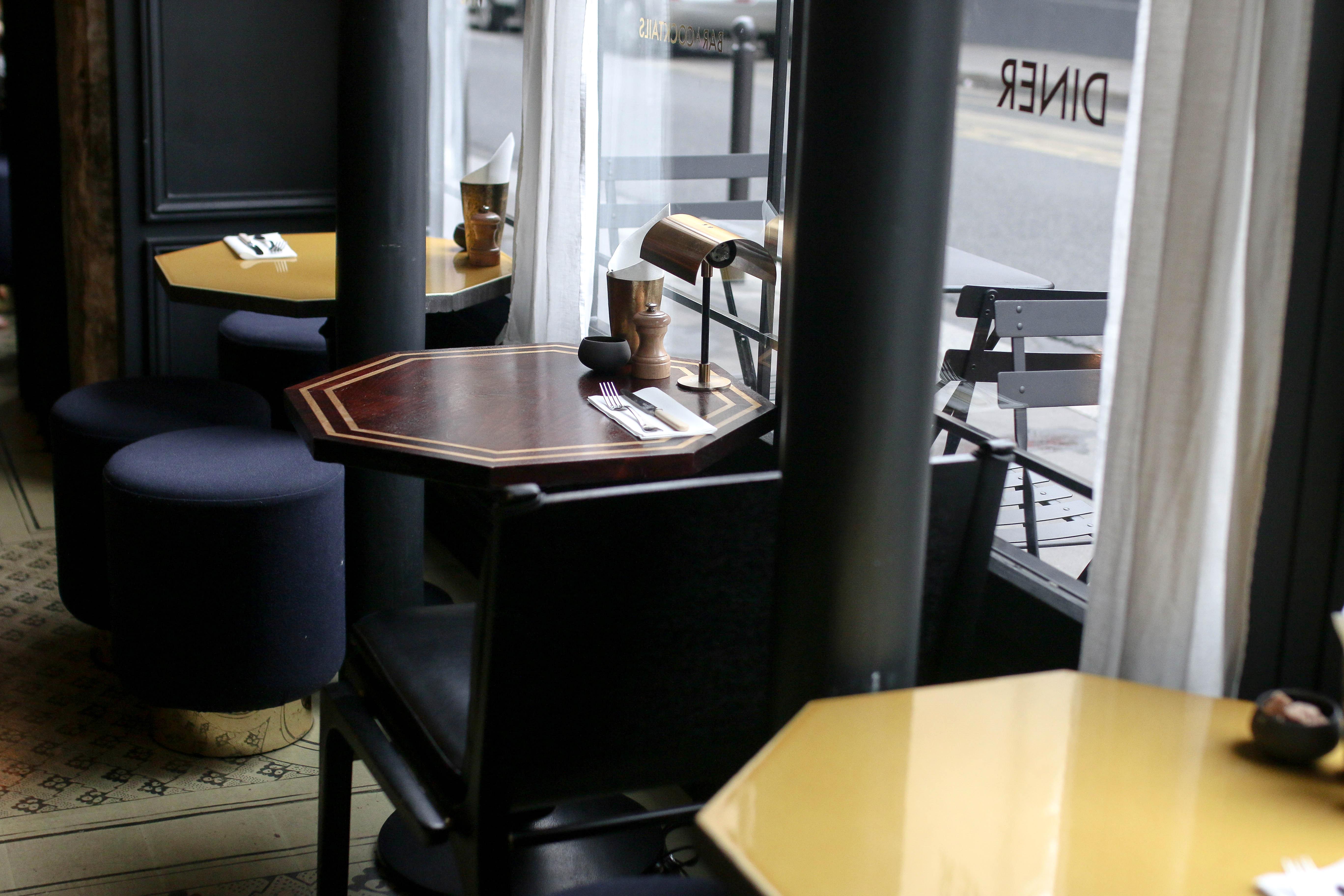 grand pigalle hotel paris breakfast restaurant review