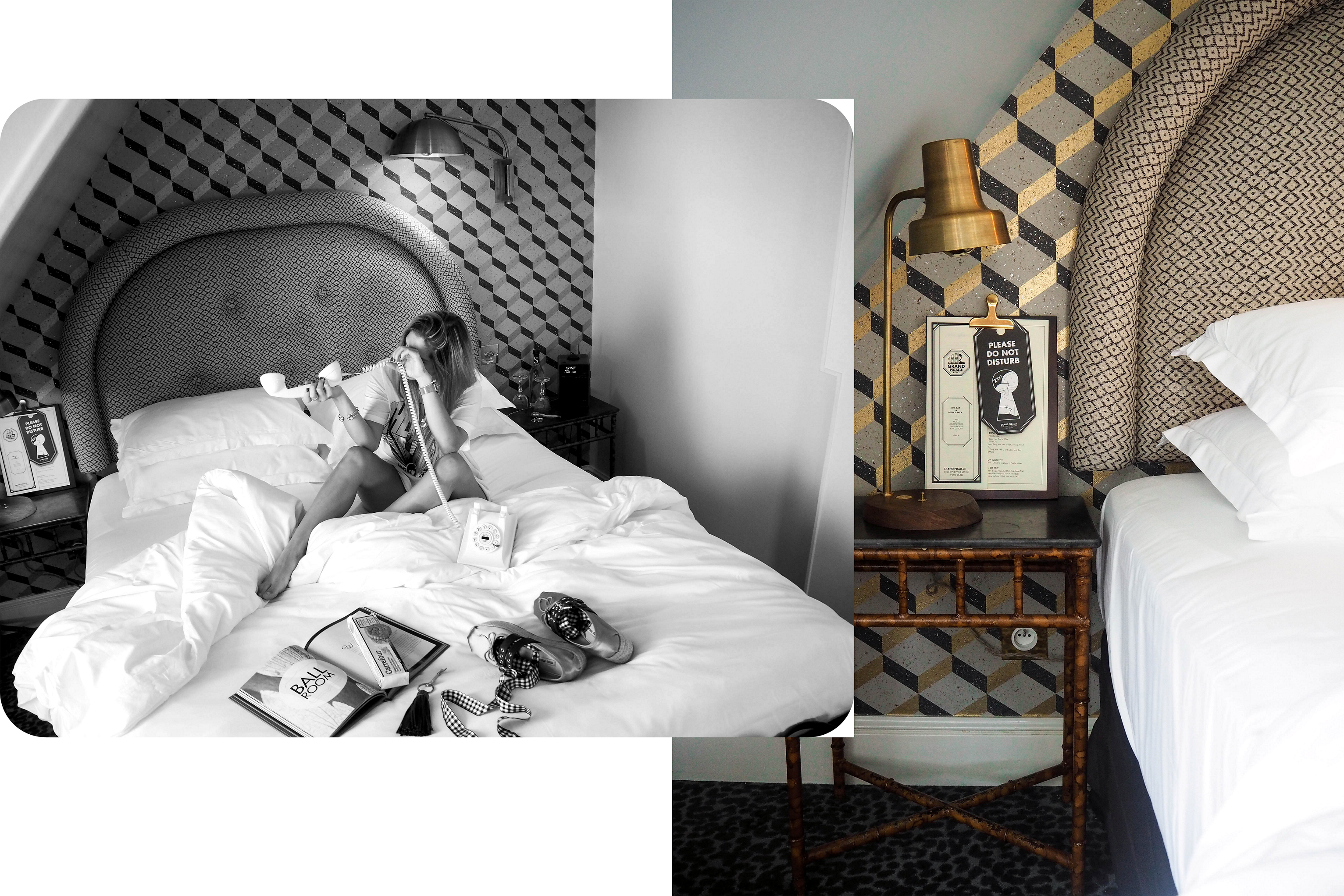 grand pigalle hotel paris review travel blog