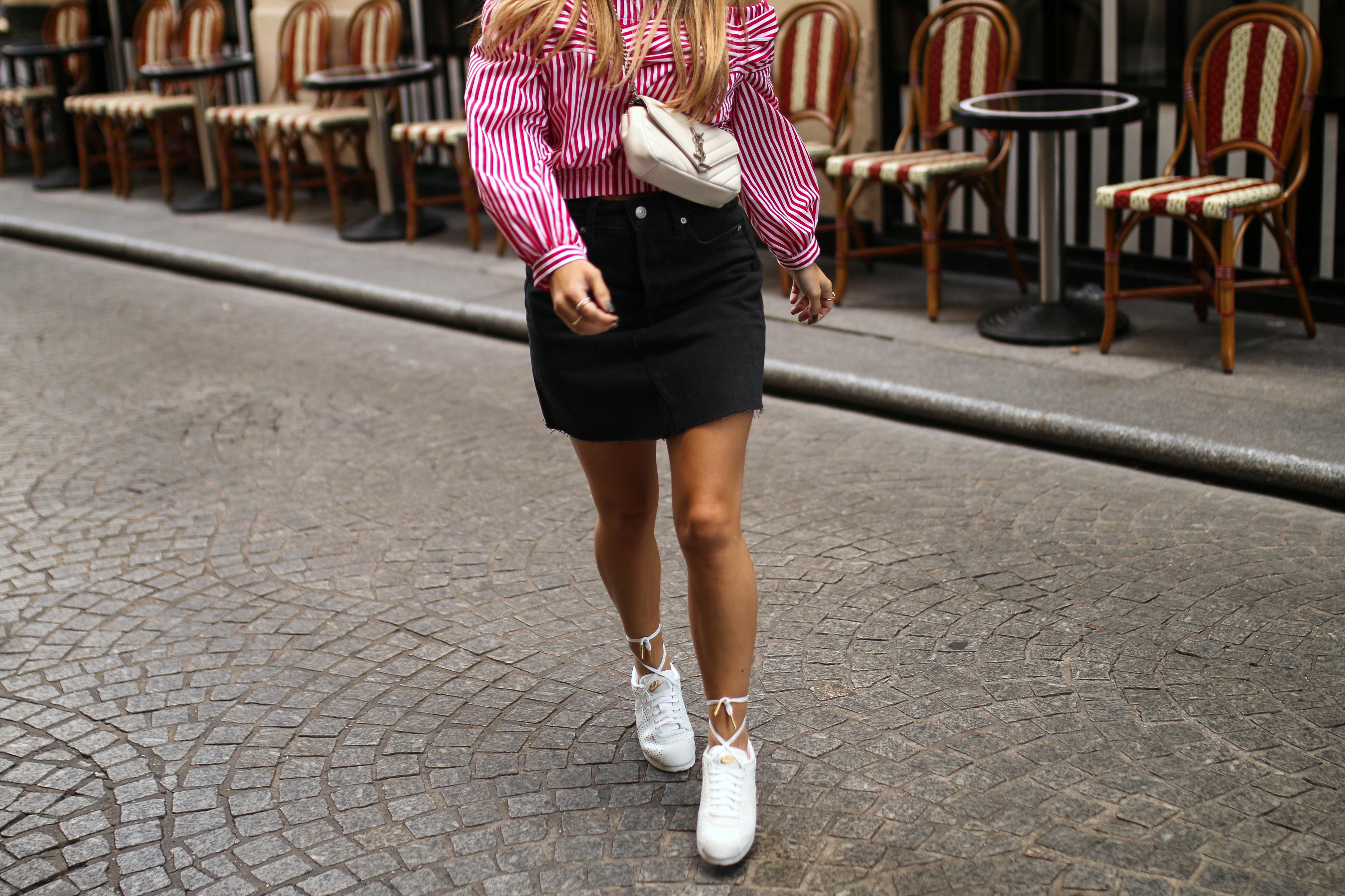 nike cortez sneaker inspiration pinterest tumblr fashion blog streetstyle