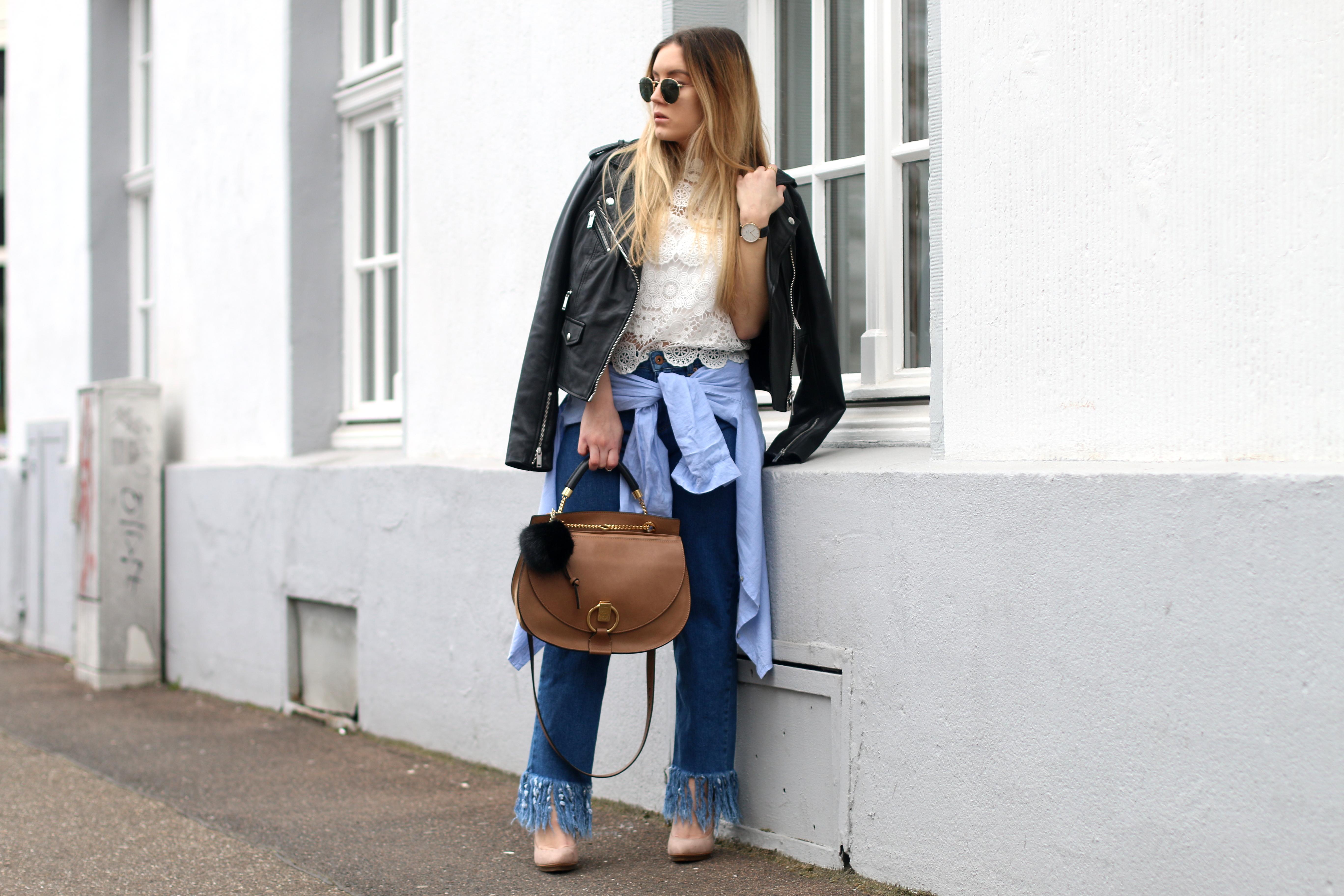 fringed jeans chloe goldie 6