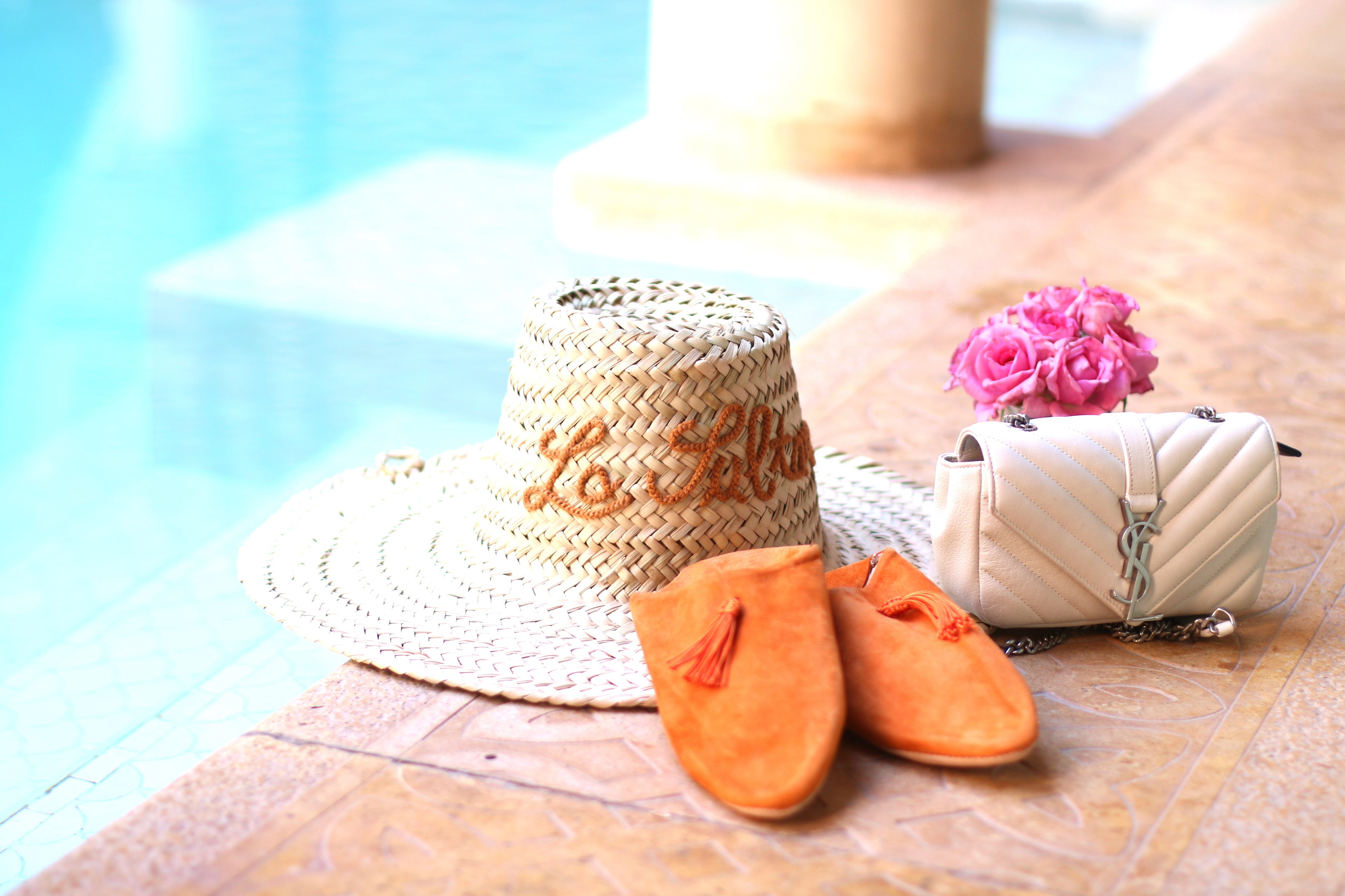 la sultana marrakech hotel review pool vacation travelblog travelblogger marrakesch marrakesh