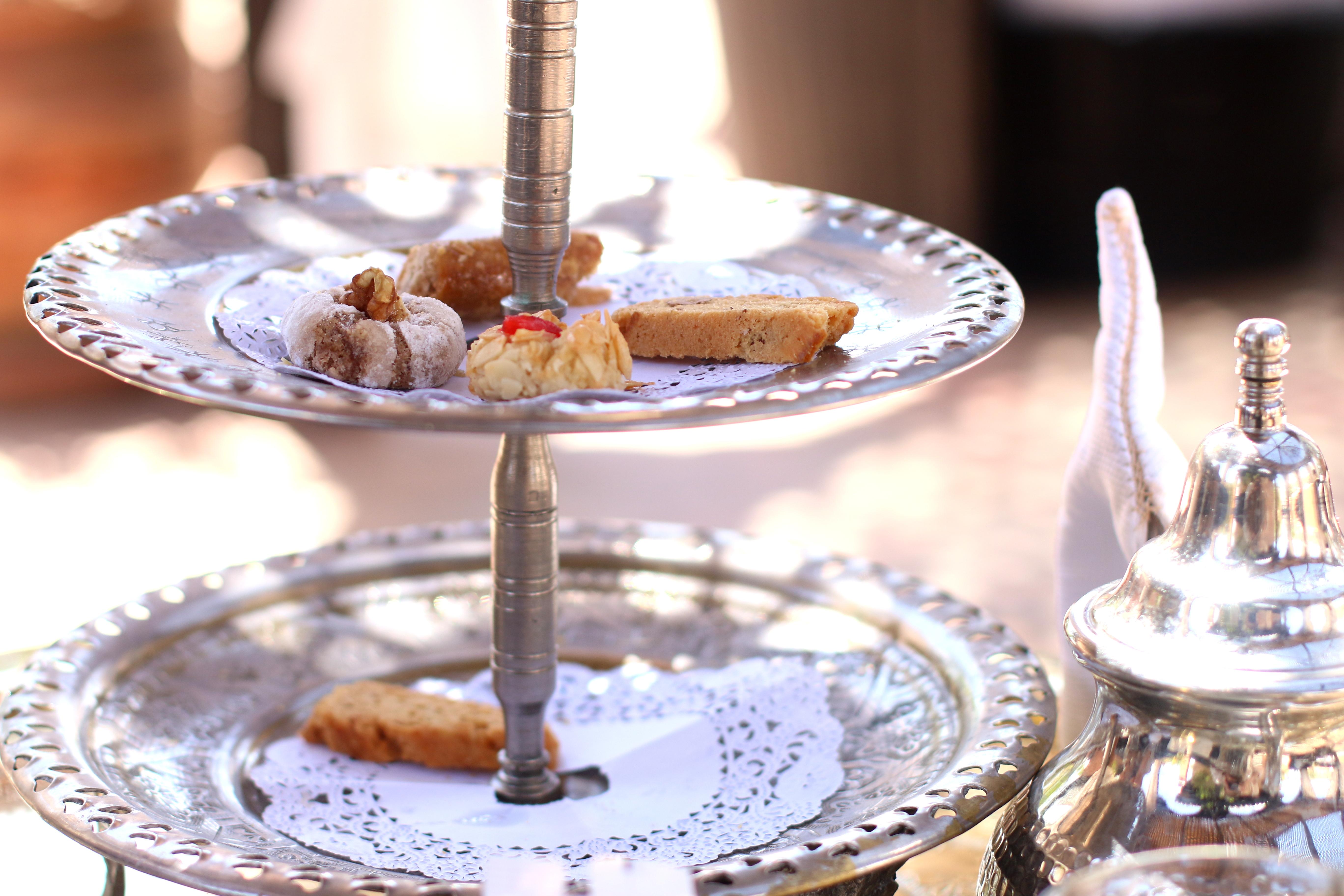 la sultana marrakech marrakesch rooftop terrace mint tea moroccan tea hotel review