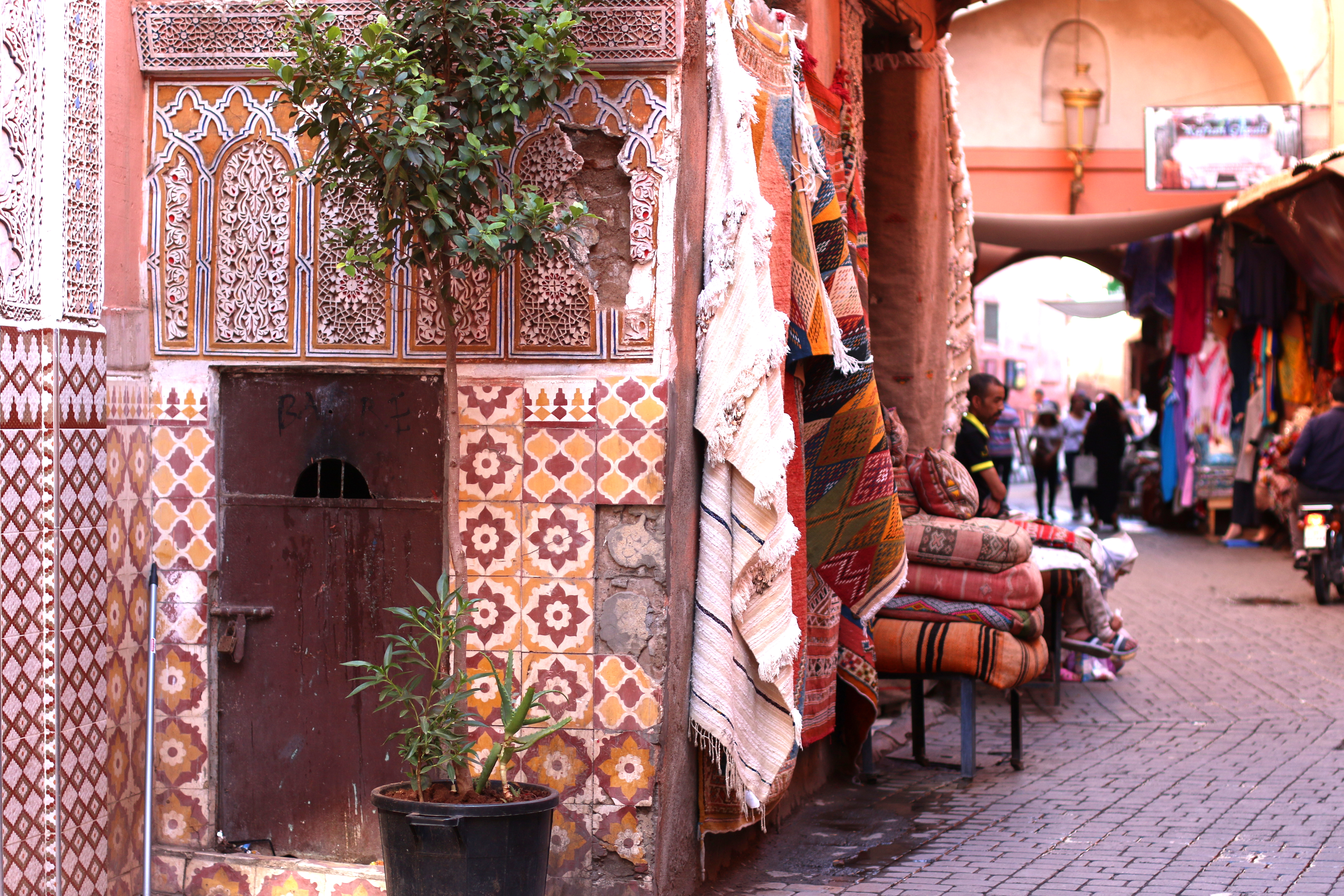 marrakech souks travel guide shopping markets marrakesch reiseblog