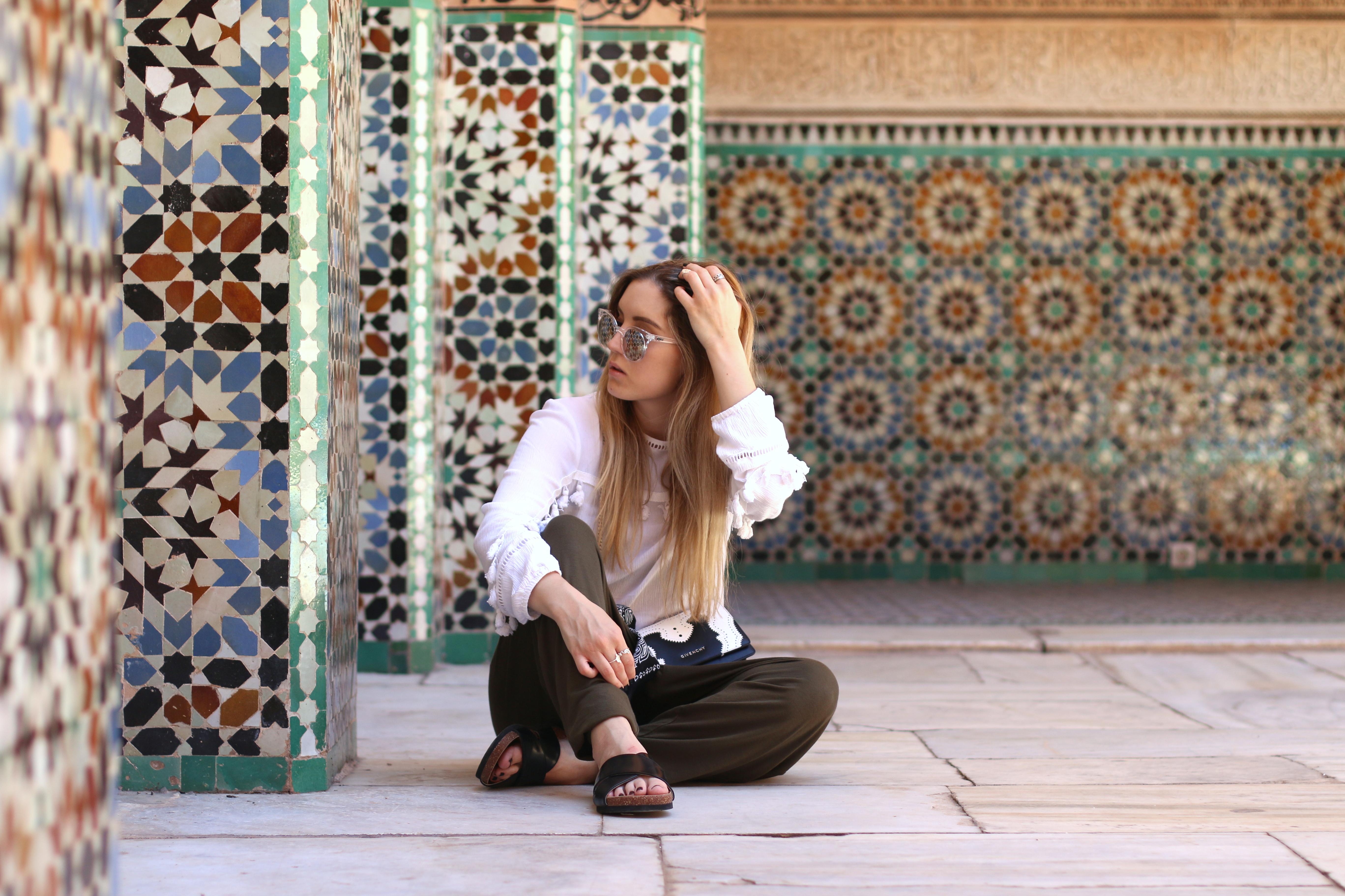 medersa ben youssef travel guide marrakech blogger