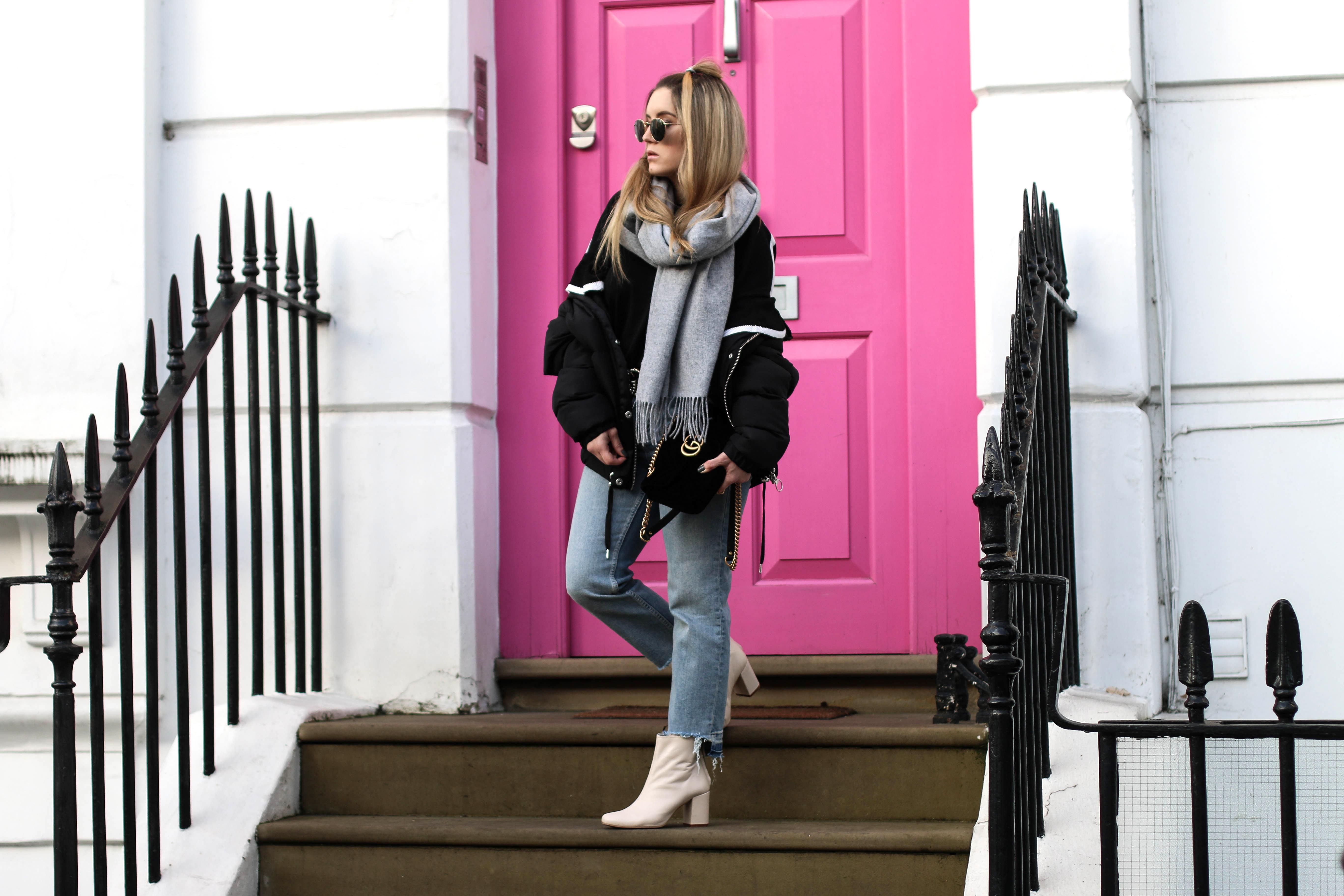 Gucci Marmont Bag London Streetstyle Fashiontwinstinct