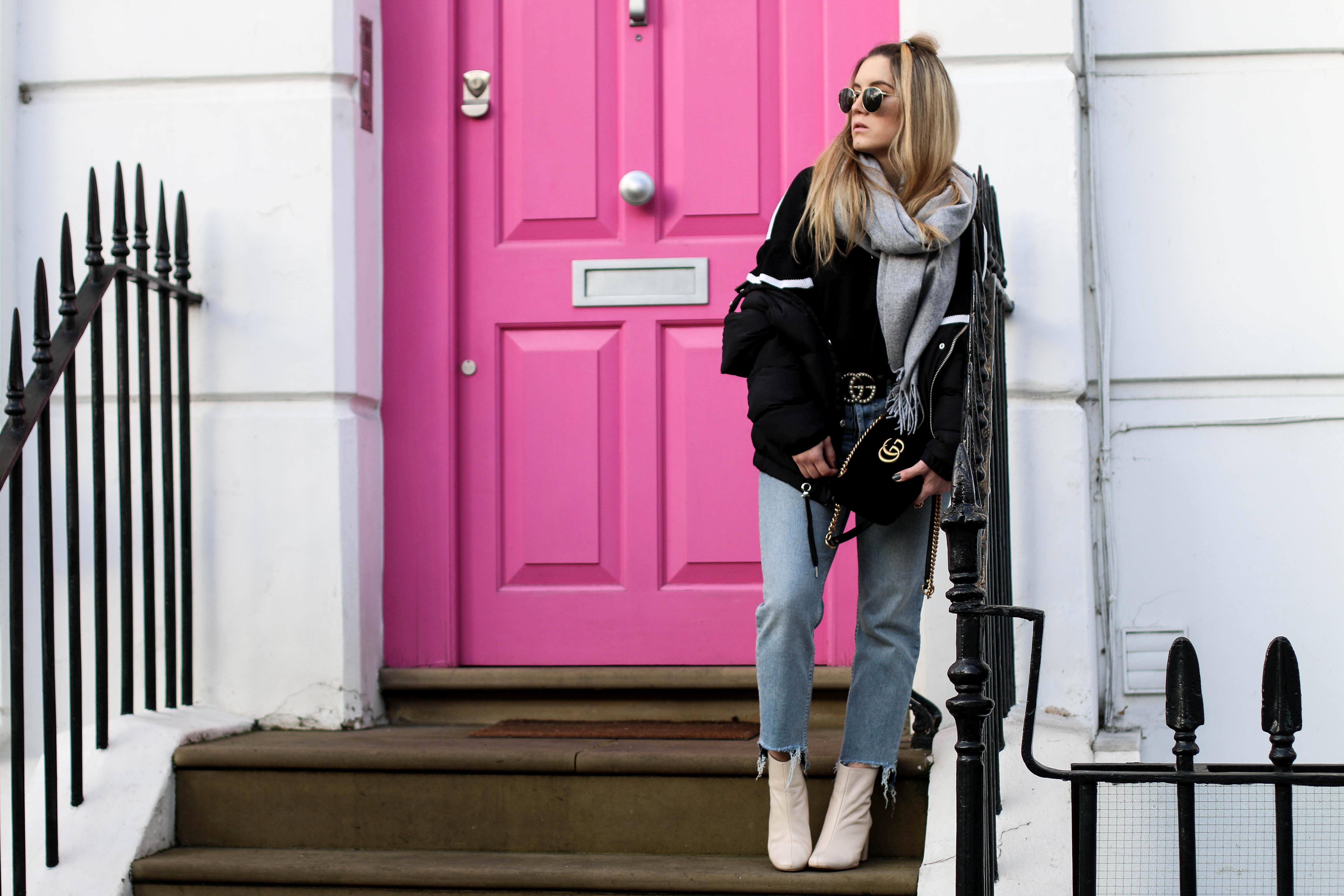 Gucci Gürtel GG Marmont Bag Fashiontwinstinct London