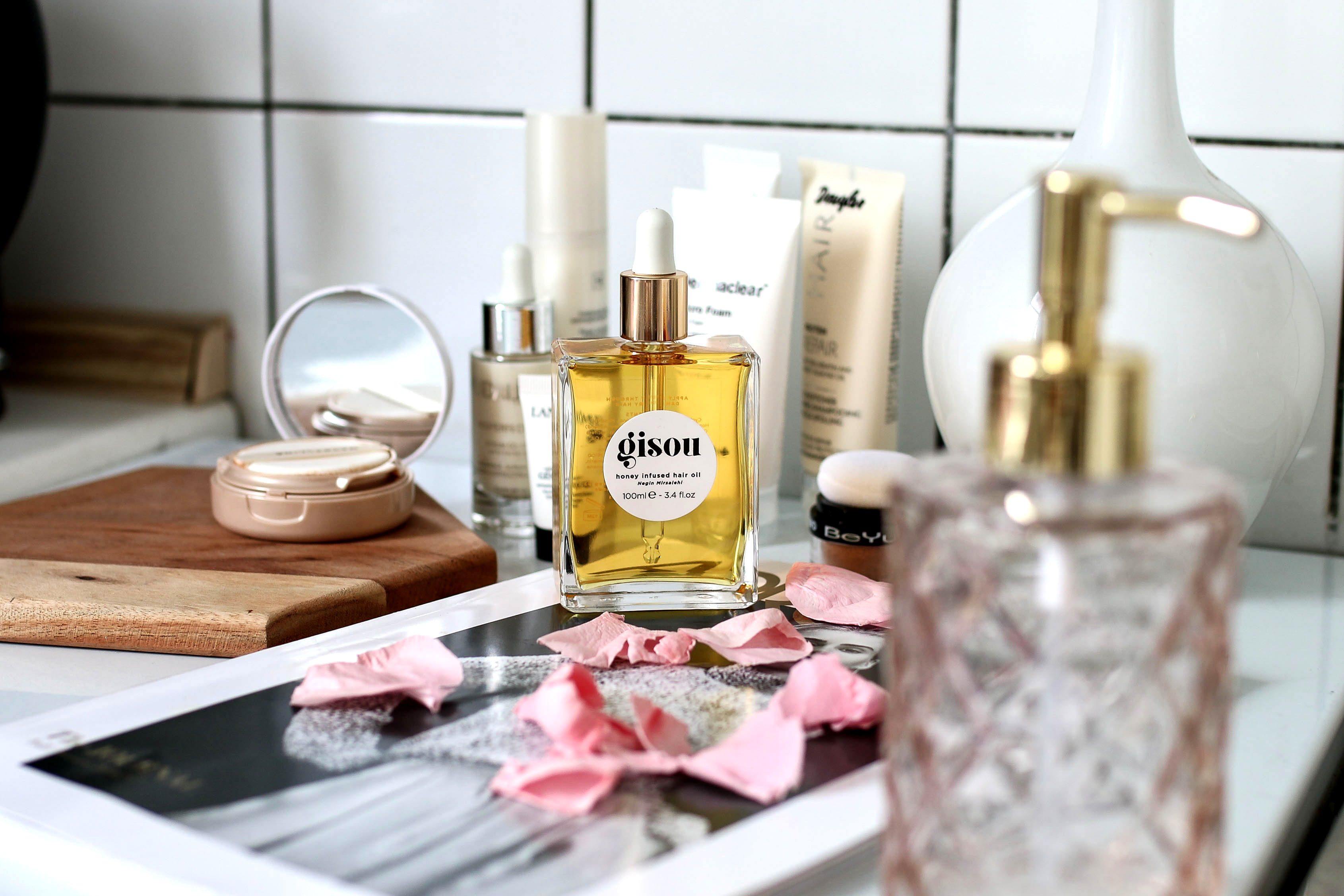 monthly favorites blogpost beauty blog gisou hair oil gisou haaröl negin mirsalehi gisou review bewertung