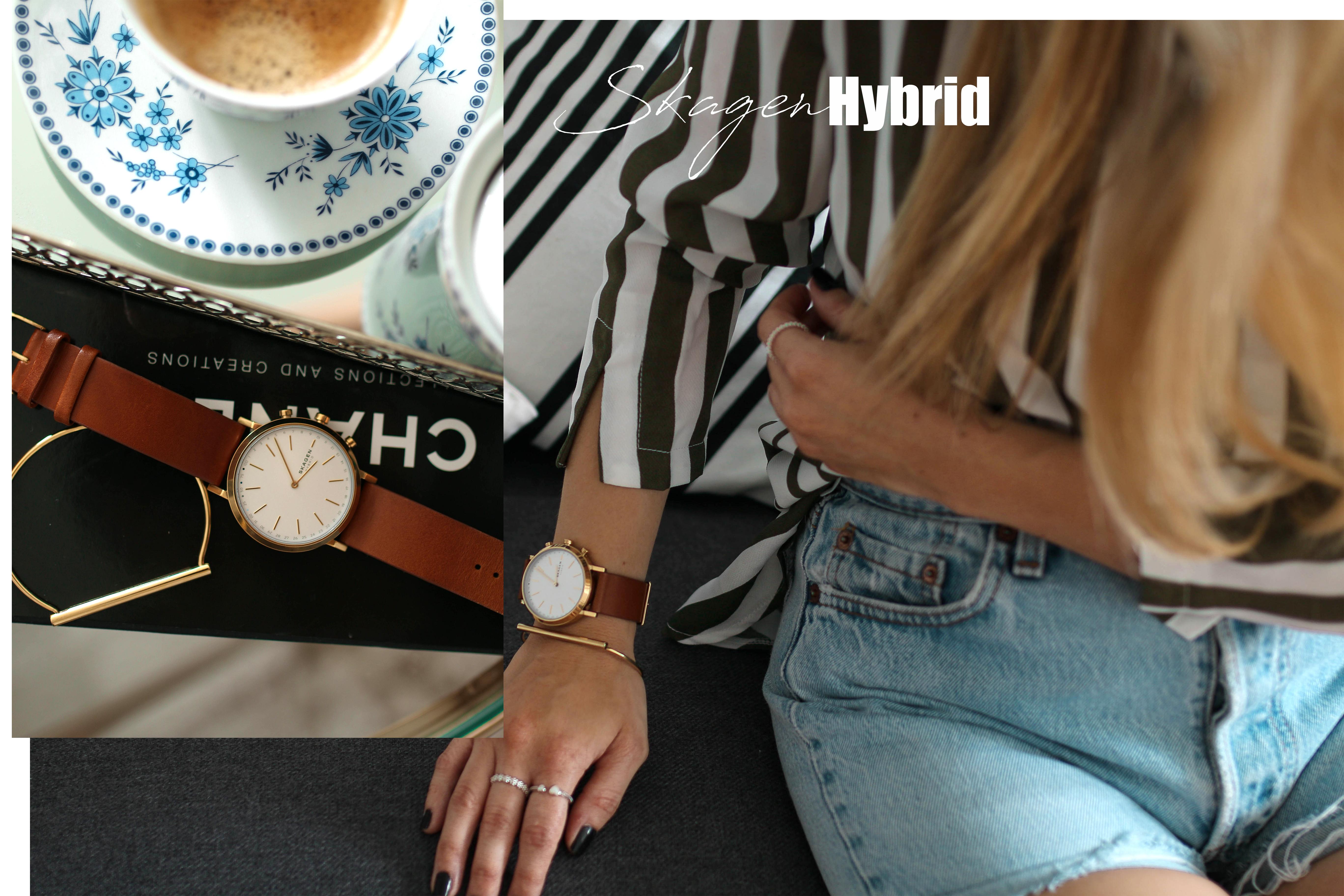 skagen hybrid smartwatch collage blog
