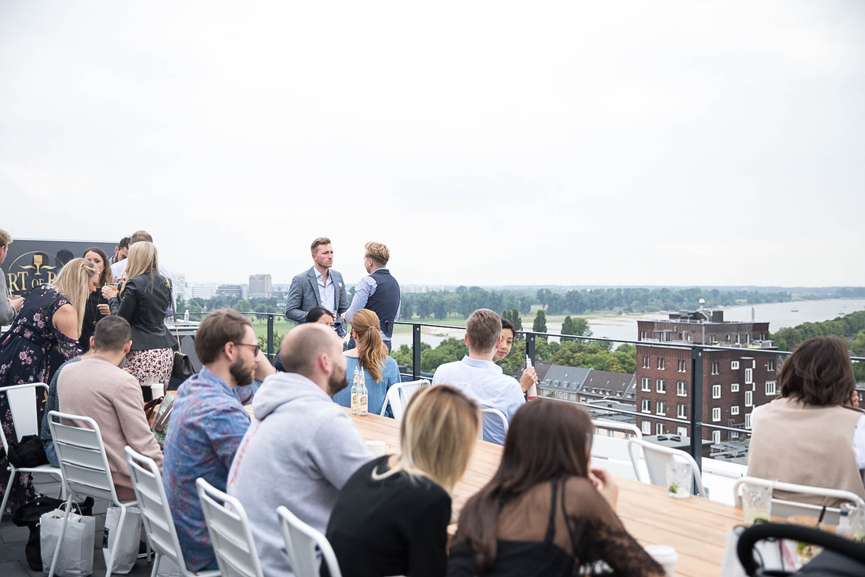 blogboutique event sturmfreie bude düsseldorf eventlocation rooftop