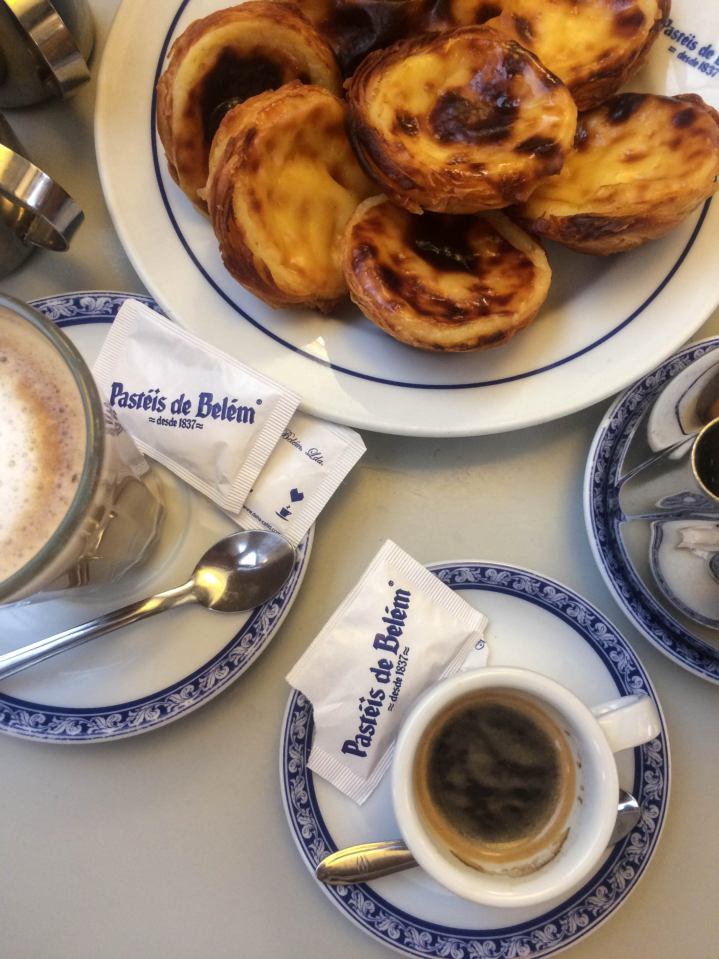 hot spots lisbon lisboa travel diary pasteis de belem must see lissabon pastel de nata travel blog