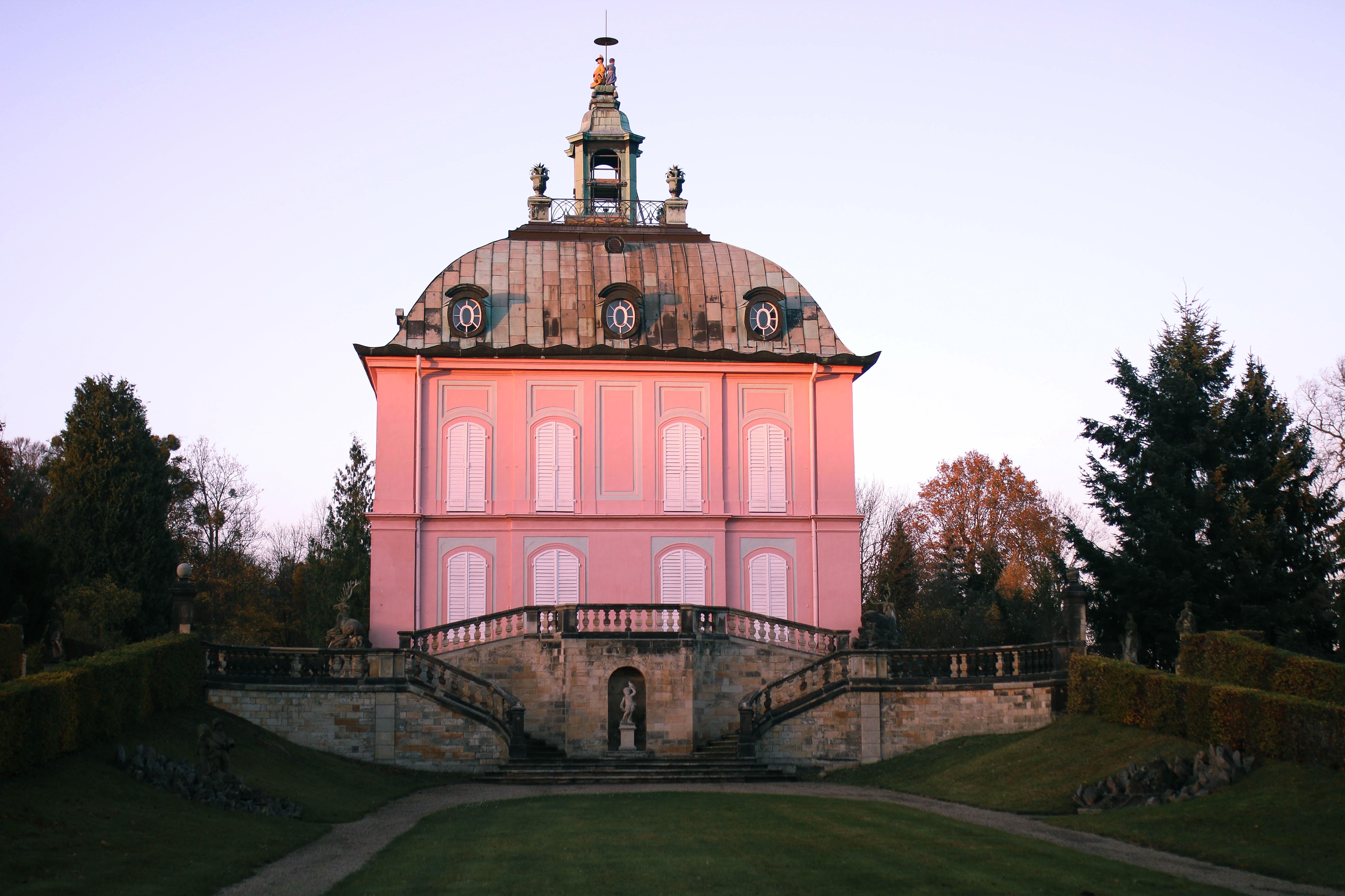 Dresden Schloss Moritzburg Jagdschlösschen